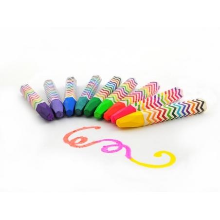 """Set of 24 oil pastels - """"Super Mix""""  Ooly - 2"""