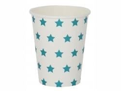 8 gobelets en papier My Little Day - Etoiles bleues My little day - 1