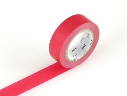 Masking Tape - red
