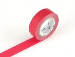 Masking tape uni - rouge Masking Tape - 1