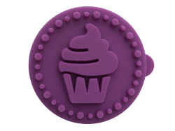 Mini tampon pour biscuit CUPCAKE - 5 cm