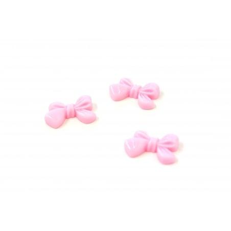 Acheter Cabochon Noeud - Rose - 0,39€ en ligne sur La Petite Epicerie - Loisirs créatifs