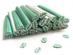 Leaf cane - green