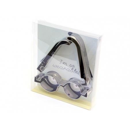Biscuit cutter - Glasses