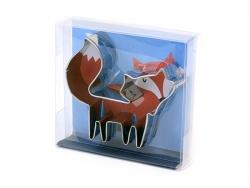 Acheter Emporte-pièce - Renard - 4,20€ en ligne sur La Petite Epicerie - Loisirs créatifs