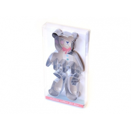 Biscuit cutter - Teddy Bear