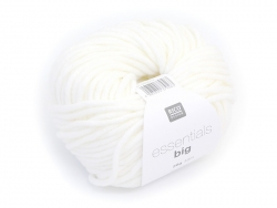 "Knitting wool - ""Essentials big"" - off-white"
