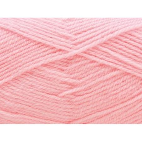 """Acheter Laine à tricoter """"Basic Acrylic"""" - rose - 3,30€ en ligne sur La Petite Epicerie - Loisirs créatifs"""