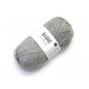 """Laine à tricoter """"Basic Acrylic"""" - gris clair"""