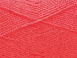 "Knitting wool - ""Basic Acrylic"" - neon orange"