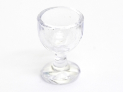 Mini stemmed glass