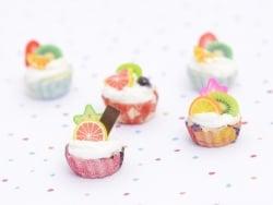 5-er Pack Miniaturcupcakes