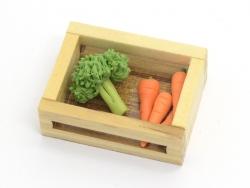 1 Miniaturholzkiste