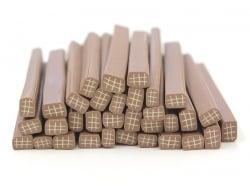 Cane tablette de chocolat