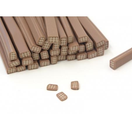 Chocolate bar cane
