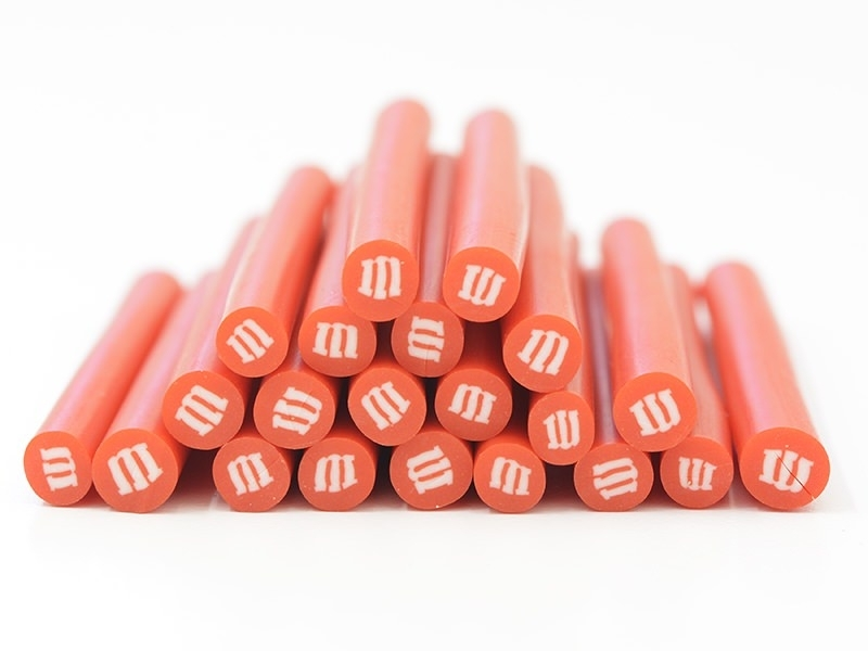 Candy cane - M&M's