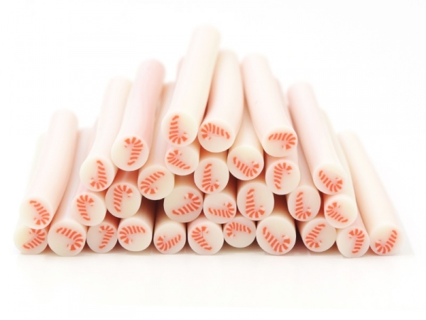 Candy cane cane - sweets