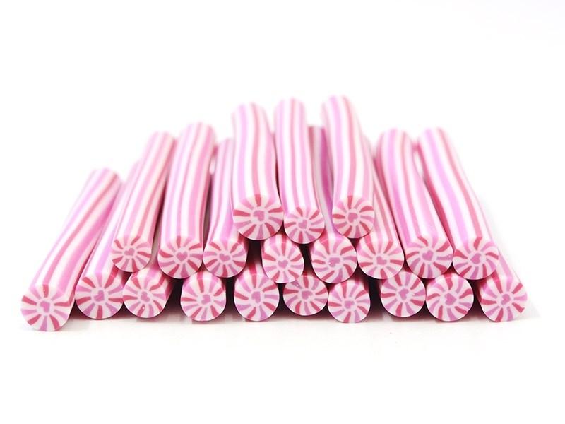 Acheter Cane bonbon italien - coeur - 0,99€ en ligne sur La Petite Epicerie - 100% Loisirs créatifs