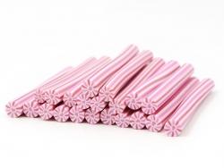 Italian candy cane - heart