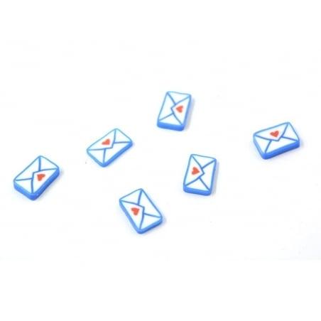 Acheter Cane enveloppe lettre d'amour - coeur - 0,99€ en ligne sur La Petite Epicerie - Loisirs créatifs