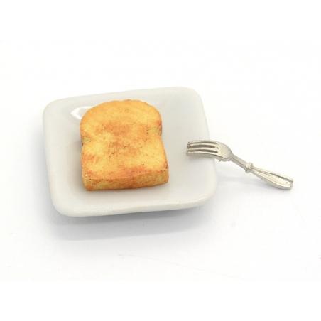 Lot de 8 fourchettes miniatures - 1,2 cm
