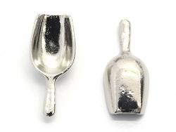 Miniaturgewürzschaufel / Miniaturbonbonschaufel - 2,6 cm