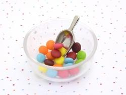 Pelle à épices ou bonbons miniature - 2,6 cm