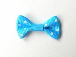 Acheter Noeud bleu à pois - 3 cm - 0,39€ en ligne sur La Petite Epicerie - Loisirs créatifs