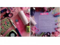 Livre Mon sweet home girly - Manuel pratique de création et DIY