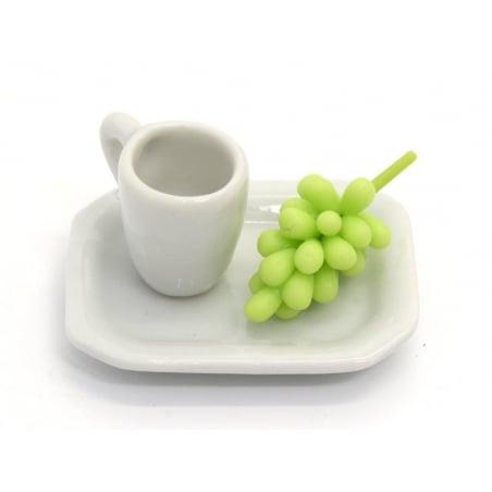 Miniature Wine Grape - 23 mm