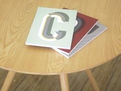Carnet graphique - lettre R