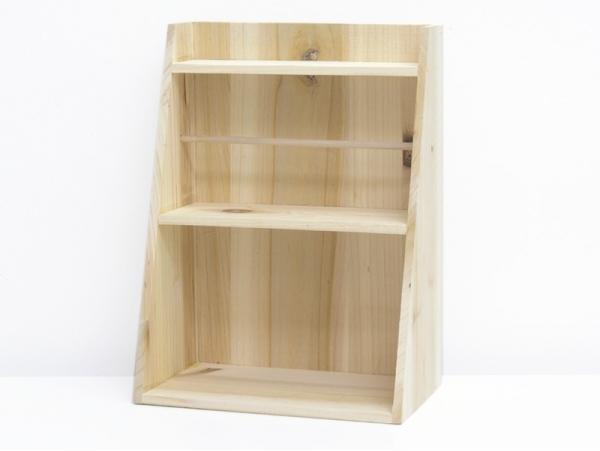 Acheter étagère en bois à customiser - 15,90€ en ligne sur La Petite Epicerie - Loisirs créatifs