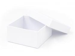 Acheter Boite carré - 9 cm - carton blanc - 2,80€ en ligne sur La Petite Epicerie - 100% Loisirs créatifs