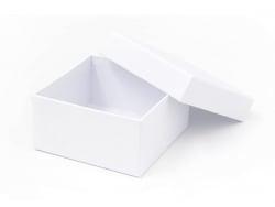 Boite carré - 9 cm - carton blanc Rico Design - 4
