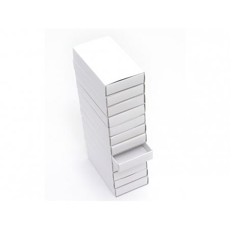 Acheter Lot de 12 grandes boites d'allumettes blanches - 9,80€ en ligne sur La Petite Epicerie - Loisirs créatifs