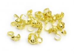 Acheter 20 cache-noeuds dorés - Taille L - 2,29€ en ligne sur La Petite Epicerie - Loisirs créatifs