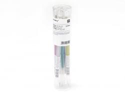 6 gel stylos - 0.8 mm - Metallic Rico Design - 2