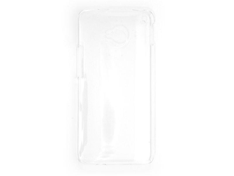 Coque HTC One à personnaliser - transparente
