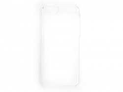 Iphone 5C case (customisable) - transparent