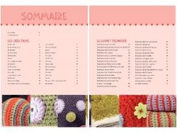 """French book """" Doudous et jouets au crochet - Marilyne Gauclin"""""""