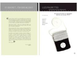 Livre Le crochet, c'est branché ! - Nathalie Petit