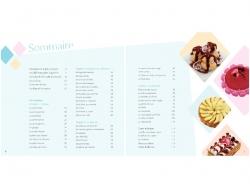 Livre Miniatures en pâte polymère, gâteaux sucrés et gourmandises - Nolwenn Le grand