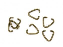 Acheter 1 bélière fine couleur bronze - 0,29€ en ligne sur La Petite Epicerie - Loisirs créatifs