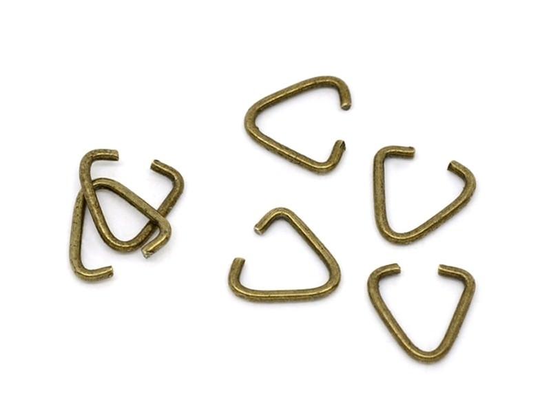 Acheter 1 bélière fine couleur bronze - 0,29€ en ligne sur La Petite Epicerie - 100% Loisirs créatifs