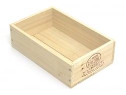Acheter Caissette en bois La Petite Epicerie petit coté - 9,90€ en ligne sur La Petite Epicerie - 100% Loisirs créatifs
