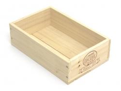 Holzkiste von La Petite Épicerie