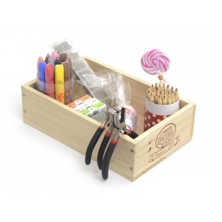 La Petite Épicerie wooden box