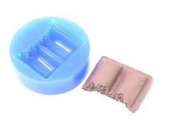 Moule en silicone - Morceau de chocolat  - 1