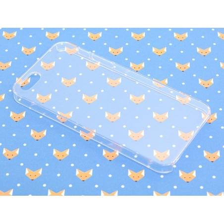 iPhone 5/5s case (customisable) - transparent