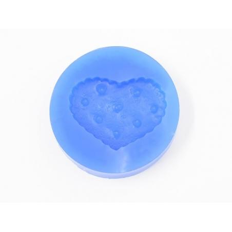 Acheter Moule en silicone - Biscuit grand coeur - 3,90€ en ligne sur La Petite Epicerie - Loisirs créatifs